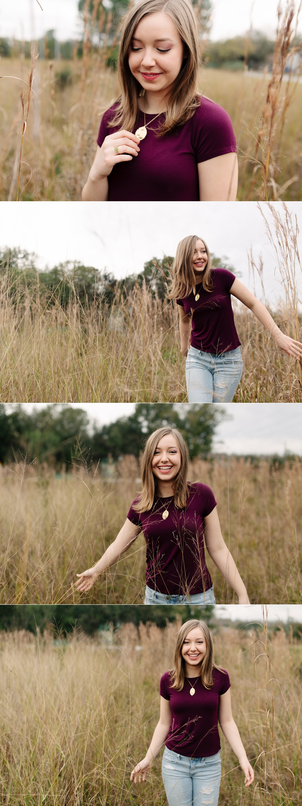 whimsical woodsy senior session tampa melanie-5