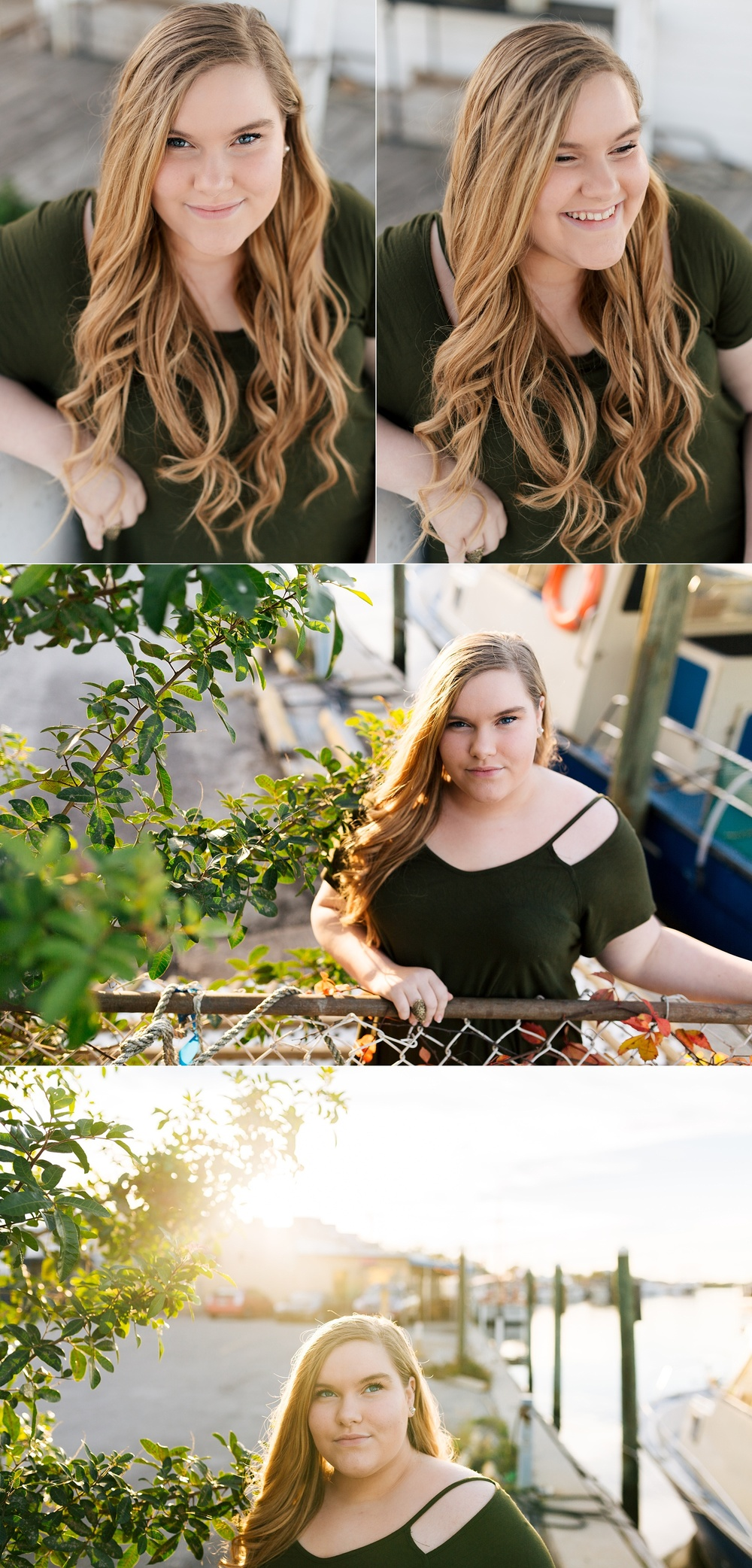 tarpon springs modern senior session haven-3