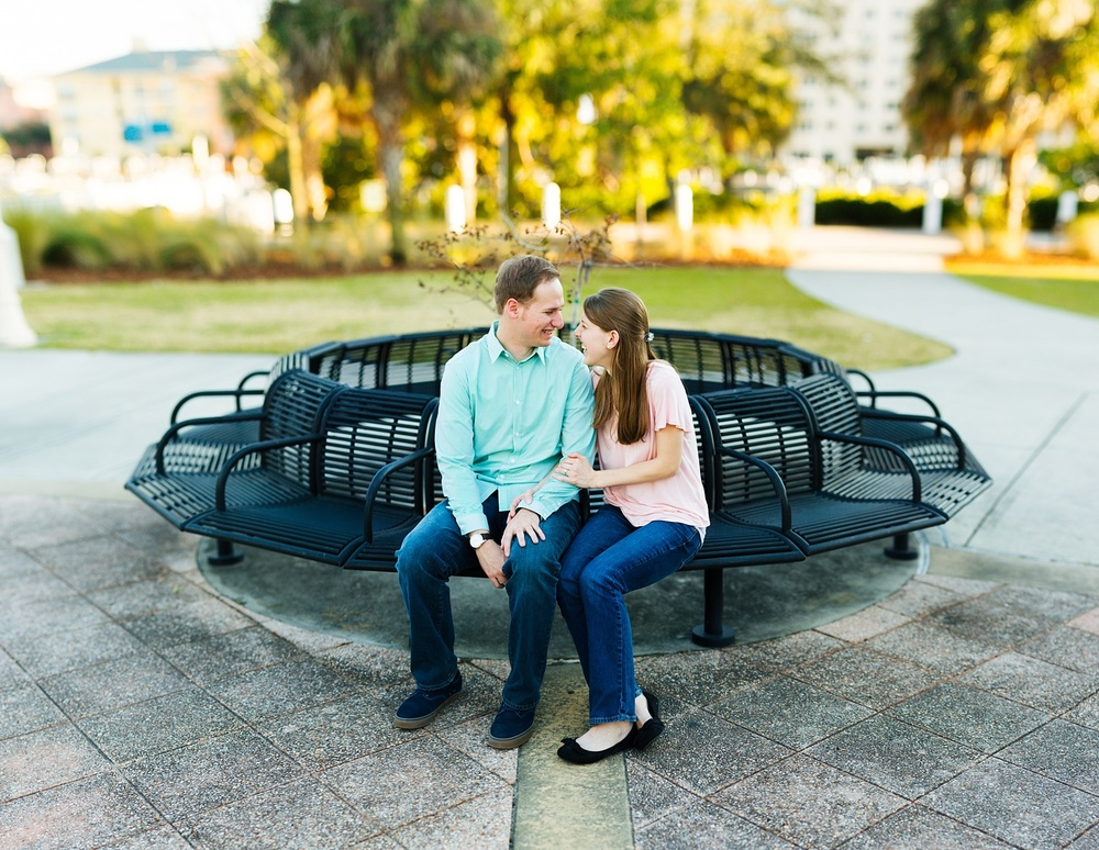 downtown tampa engagement session-7