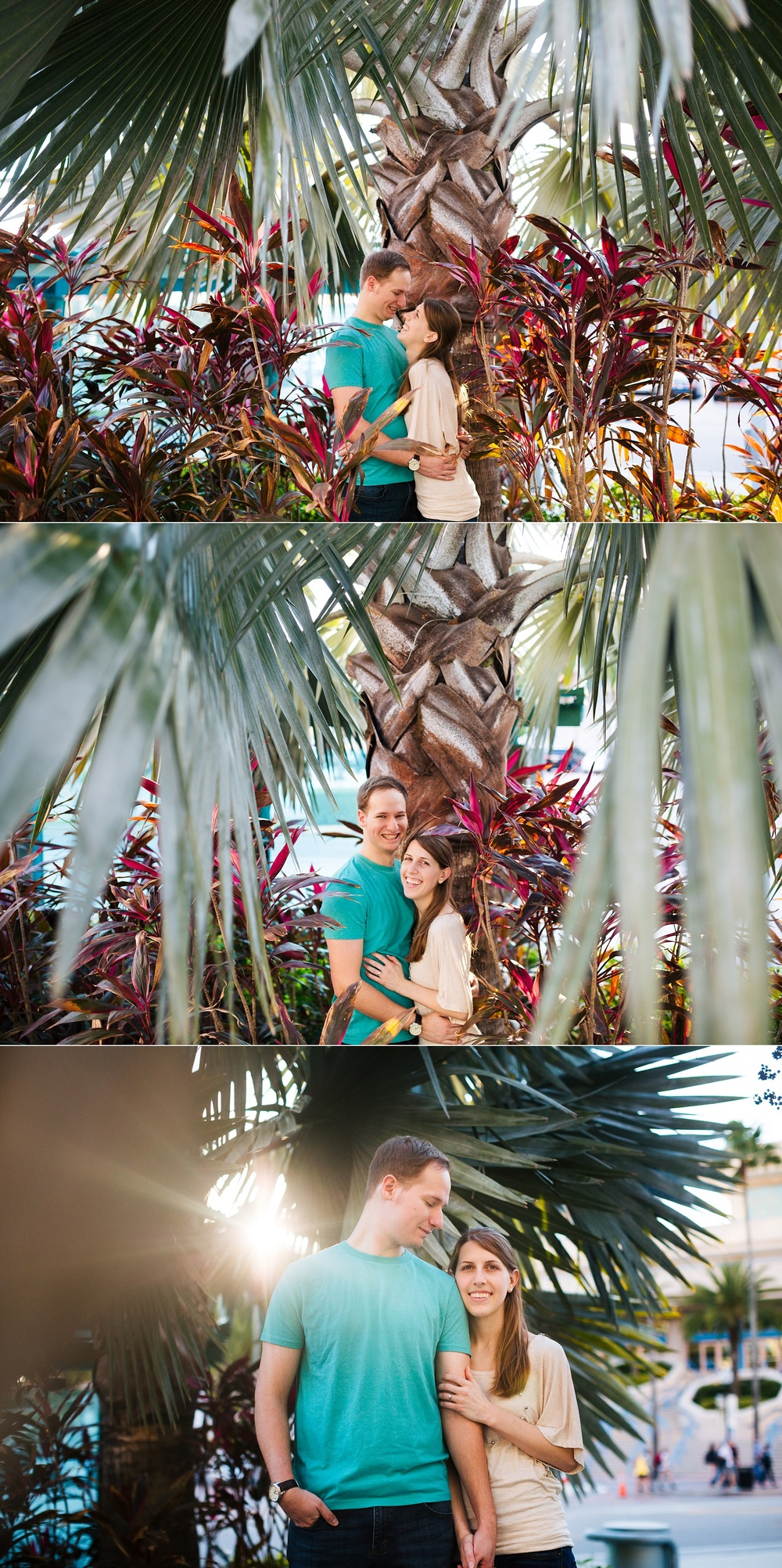downtown tampa engagement session-9