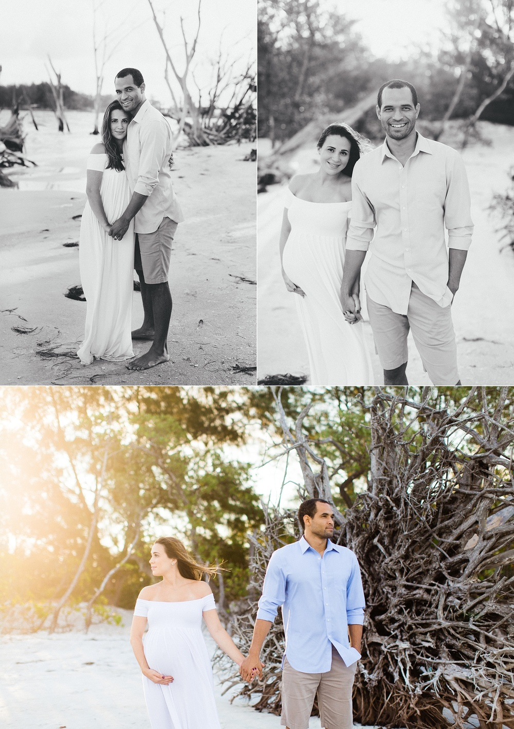 tampa bay longboat key maternity family session-11