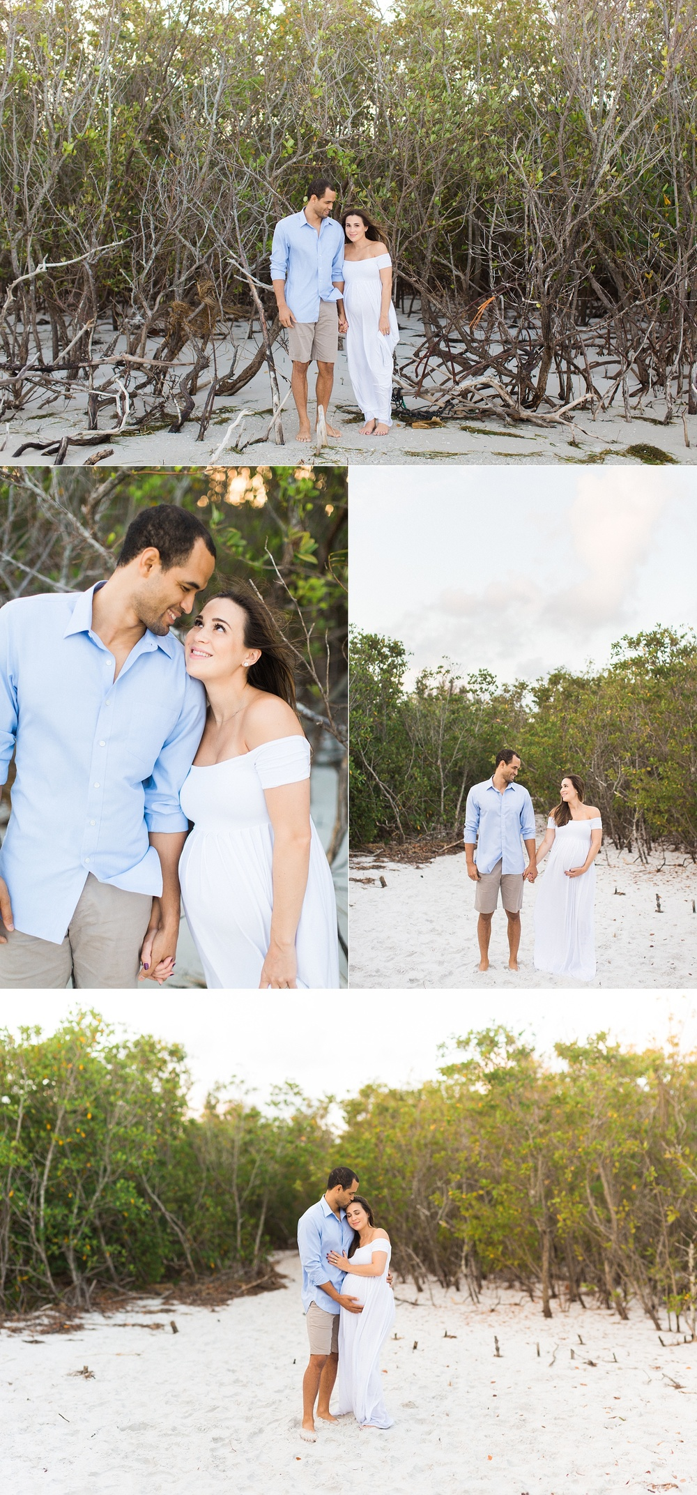 tampa bay longboat key maternity family session-3
