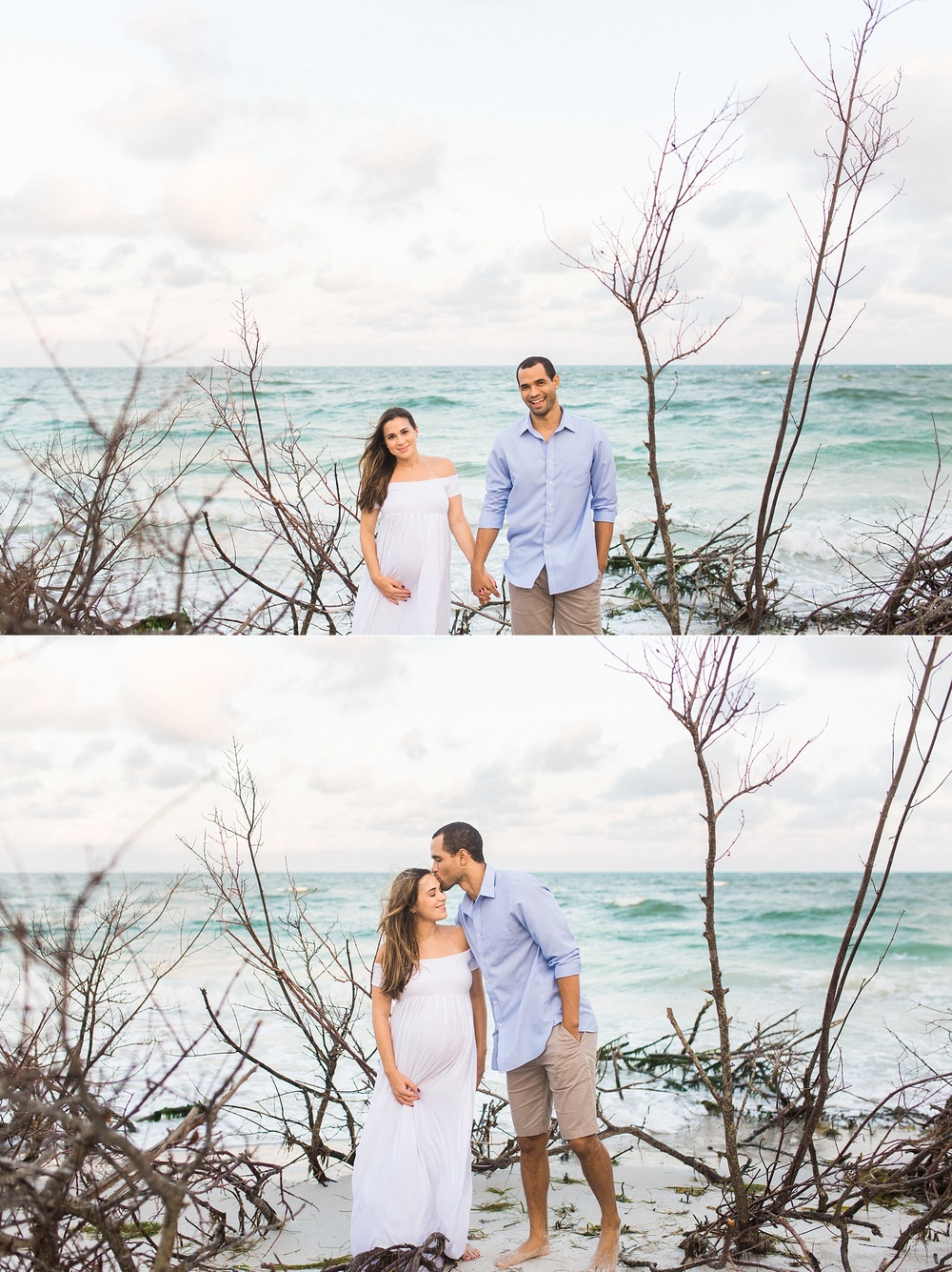 tampa bay longboat key maternity family session-5