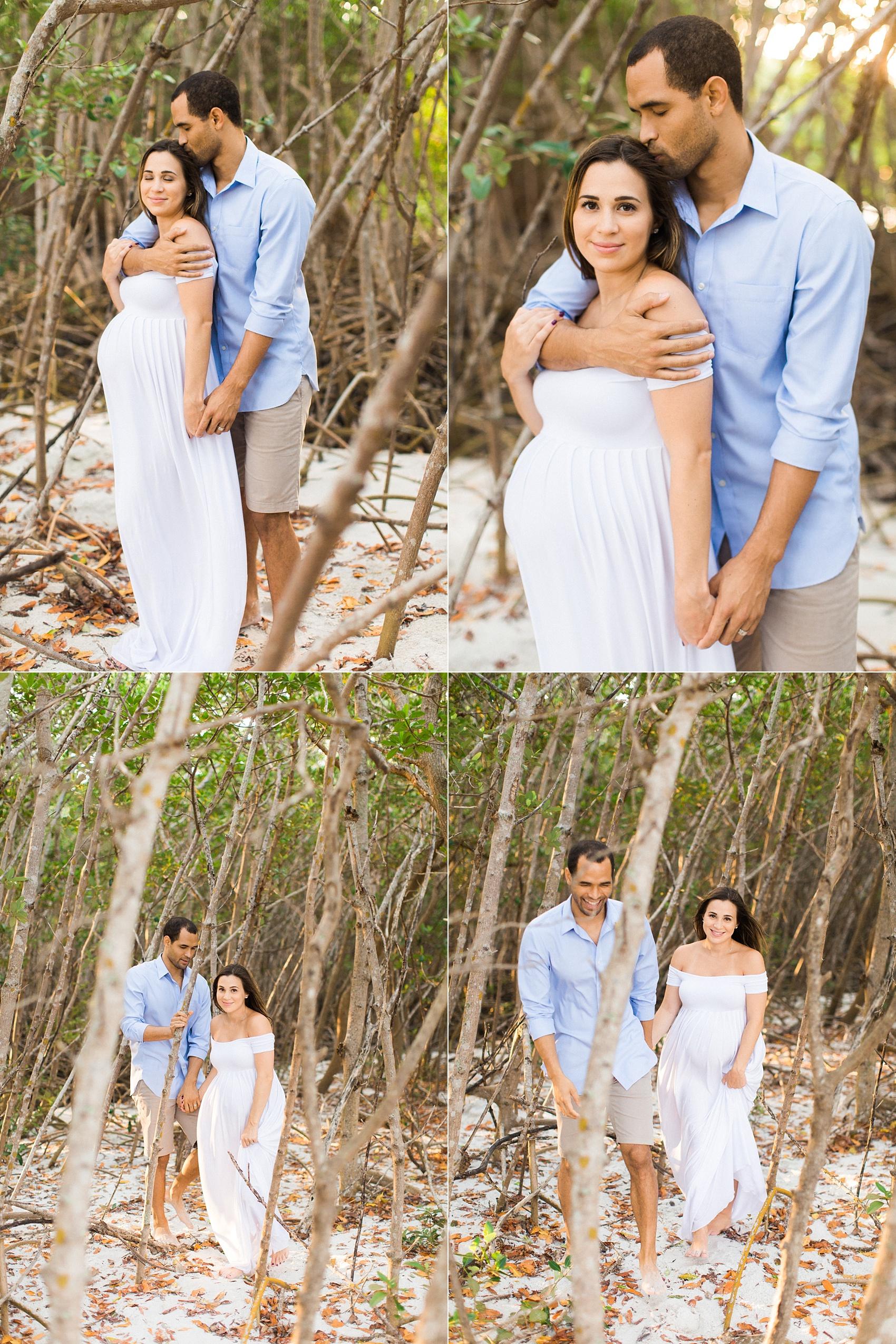 tampa bay longboat key maternity family session-7
