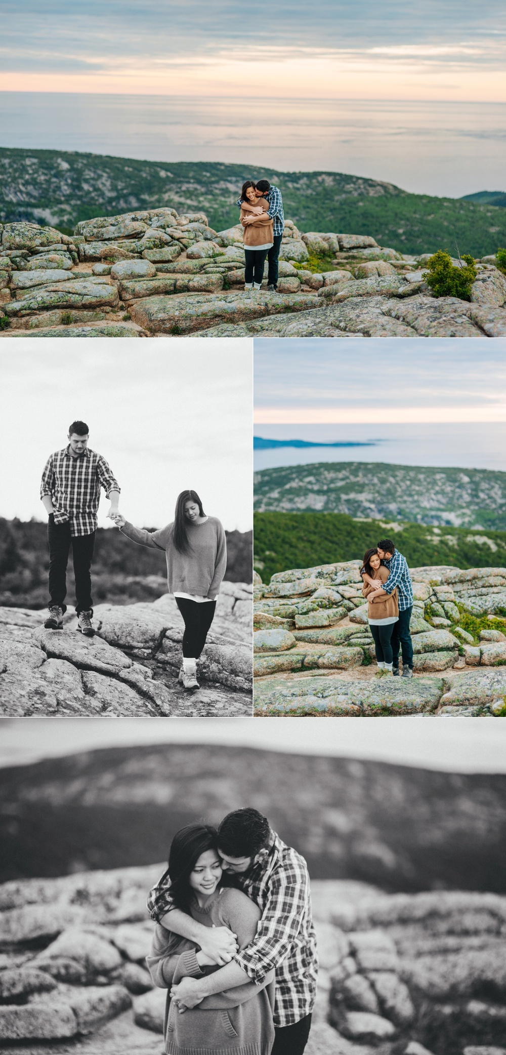 jake and jill acacdia national park engagement session cadillac mountain engagement session jordan pond engagement session maine engagement session jake and katie_0010