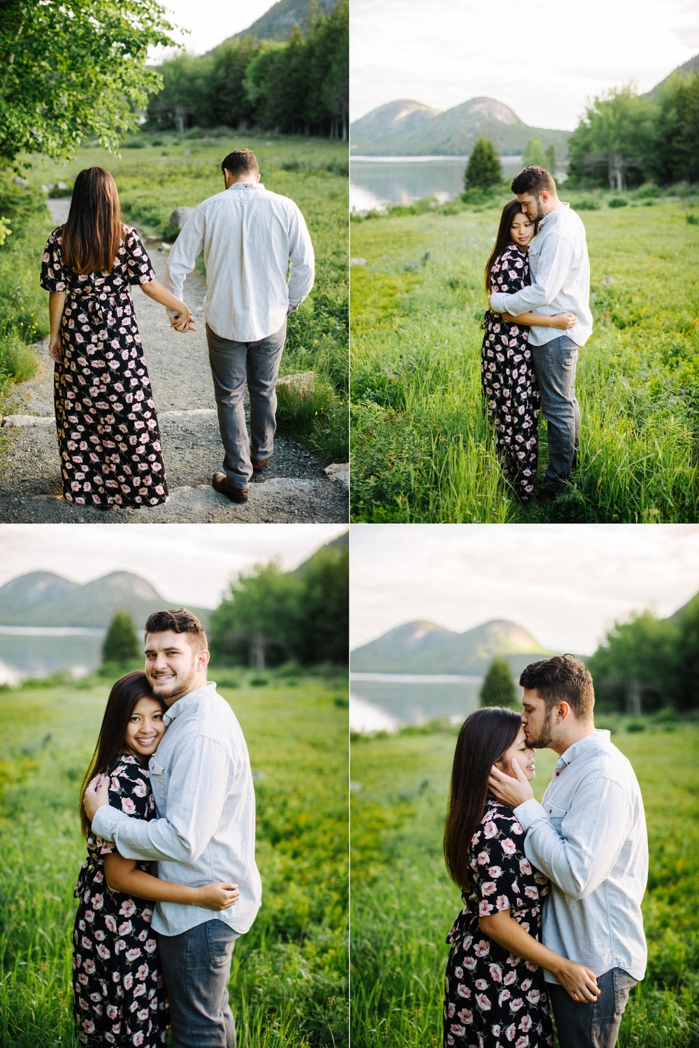 jake and jill acacdia national park engagement session cadillac mountain engagement session jordan pond engagement session maine engagement session jake and katie_0019