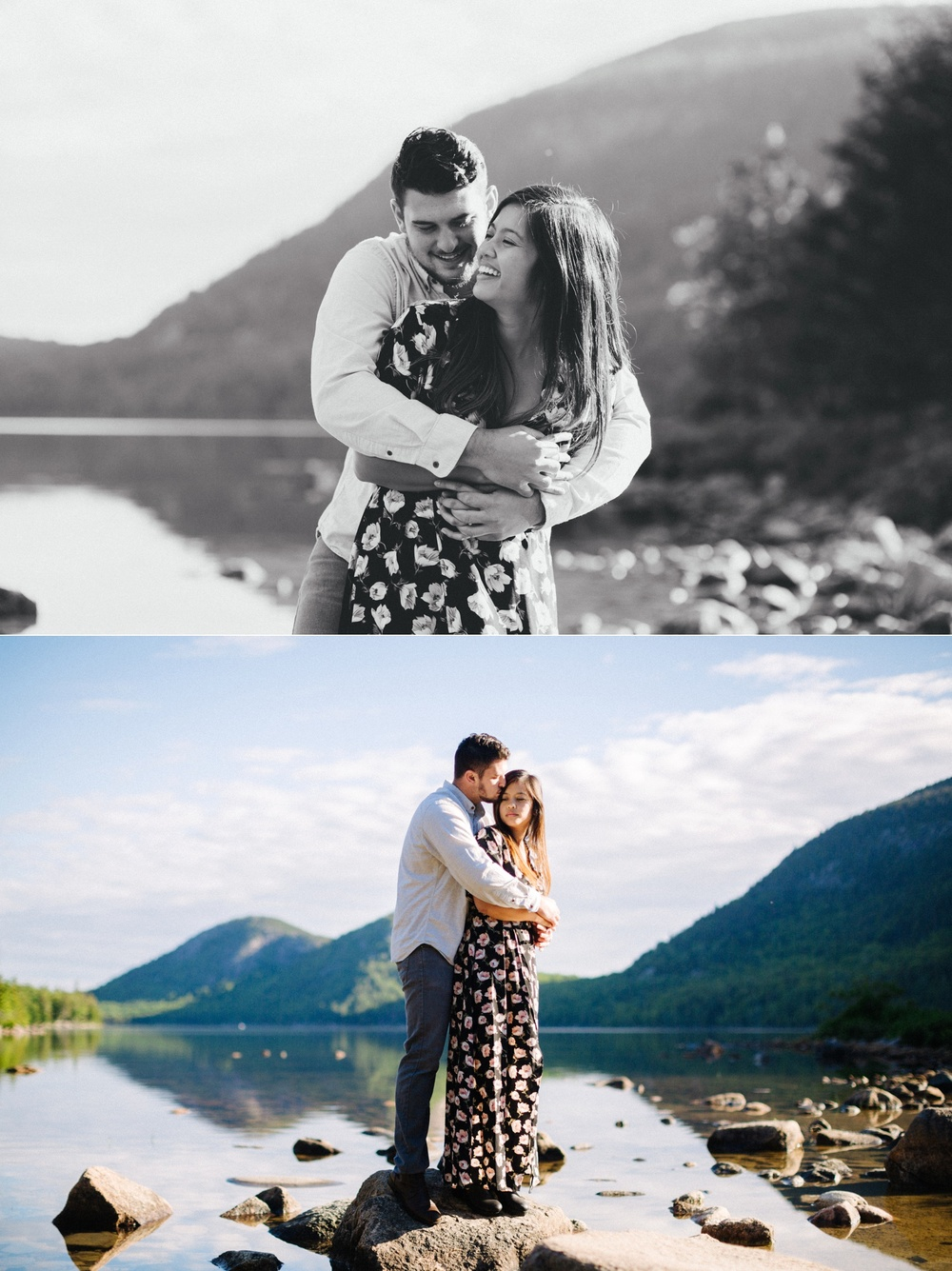 jake and jill acacdia national park engagement session cadillac mountain engagement session jordan pond engagement session maine engagement session jake and katie_0025