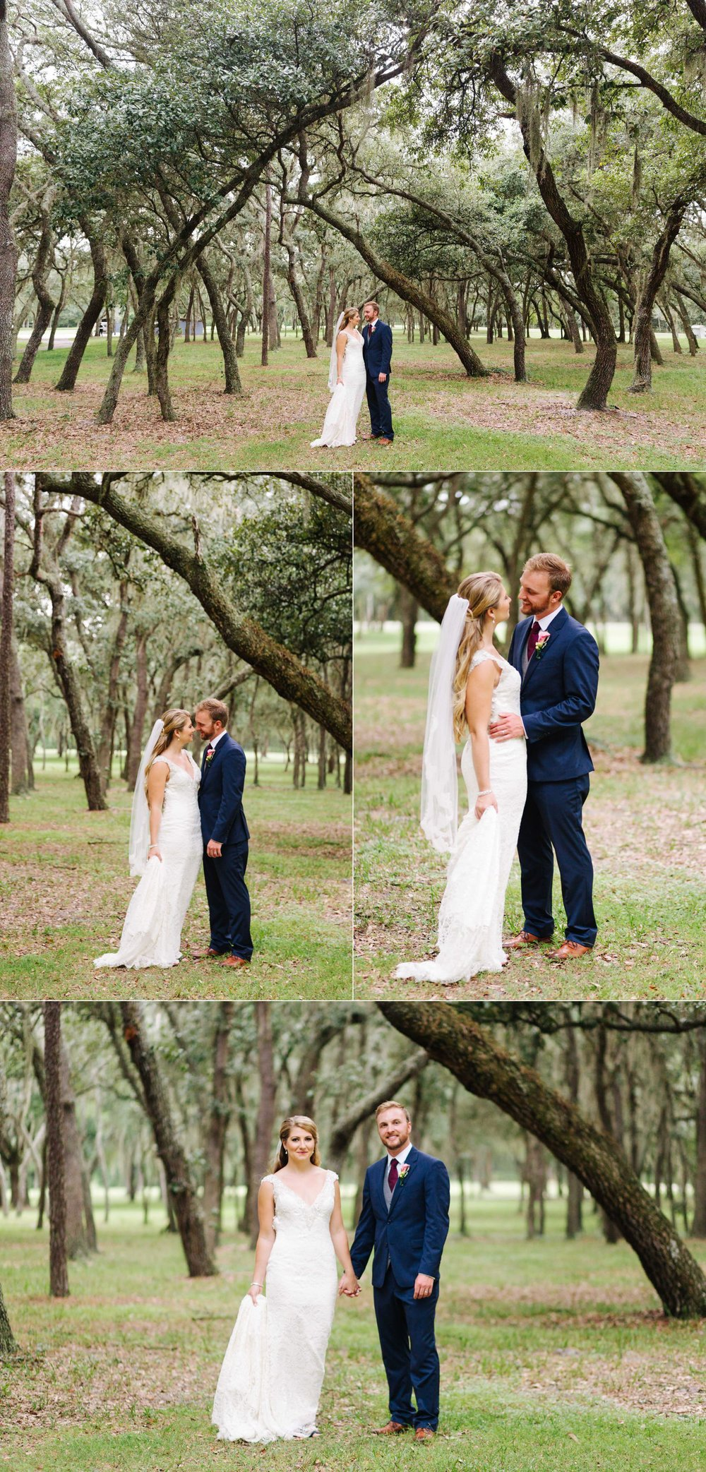 lange farm wedding: bride and groom portraits