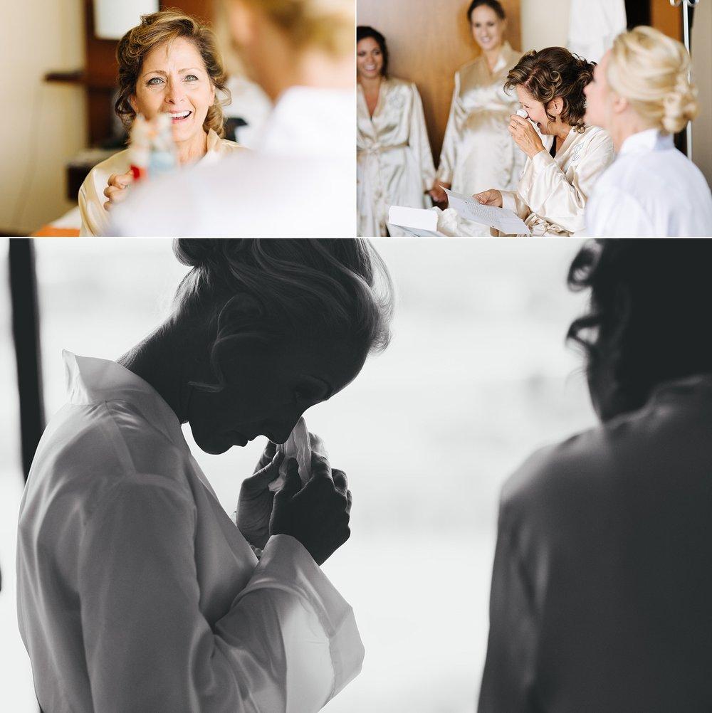 streamsong resort wedding: bride getting ready
