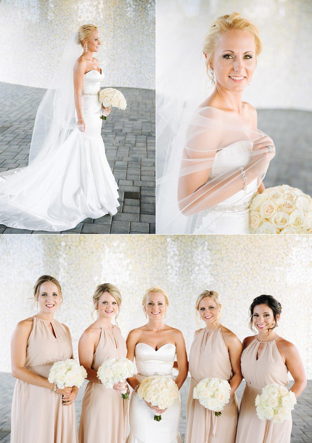 streamsong resort wedding: bride portraits