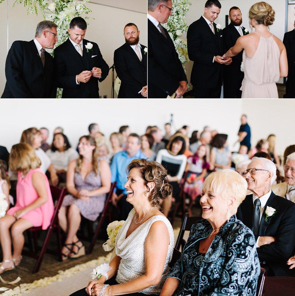 streamsong resort wedding: ceremony