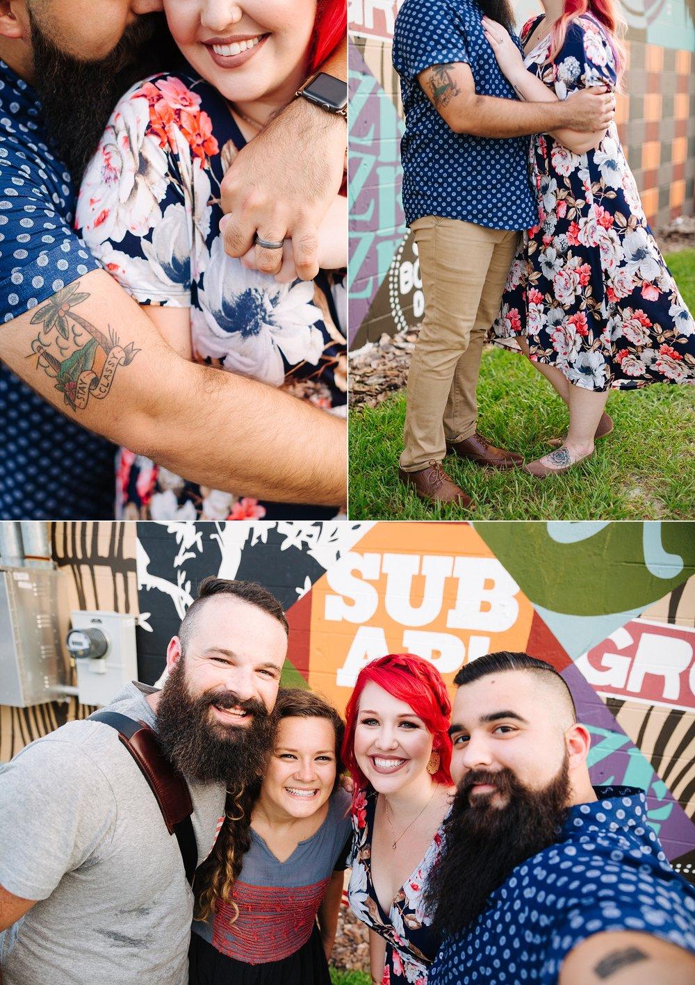 lifestyle couples portraits tampa family portrait photographer