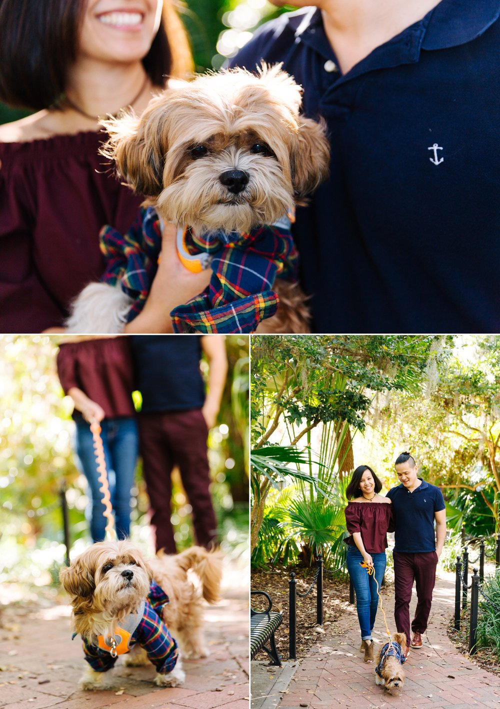 Hyde Park engagement session jake and katie photography