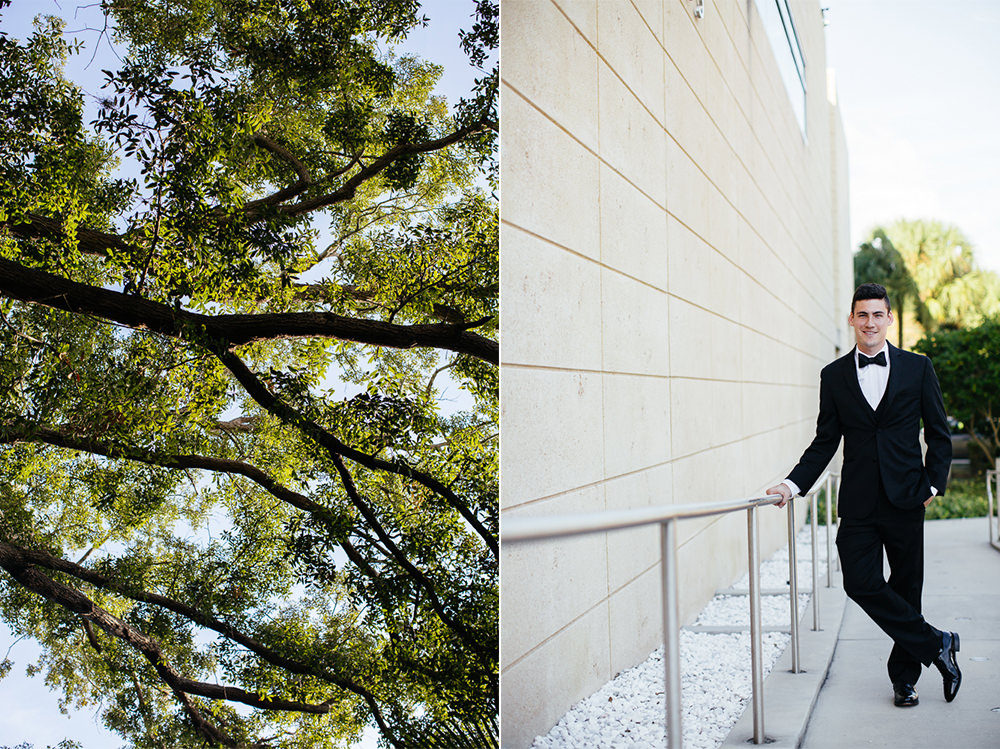 Museum of Fine Arts St. Pete Wedding by Jake & Katie Photography