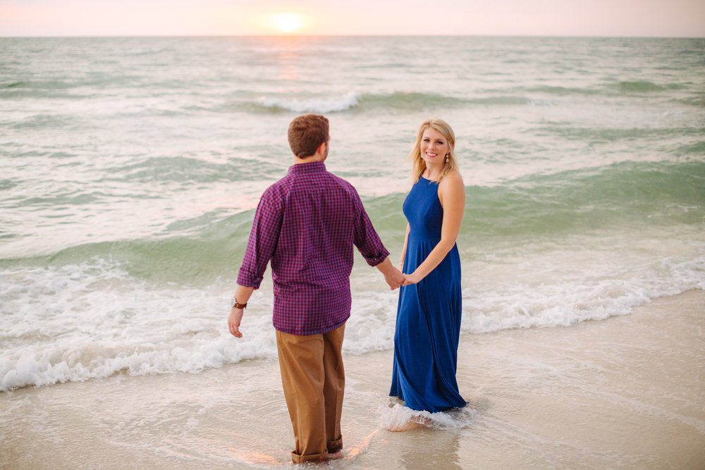clearwater beach sunset engagement photos-021.jpg