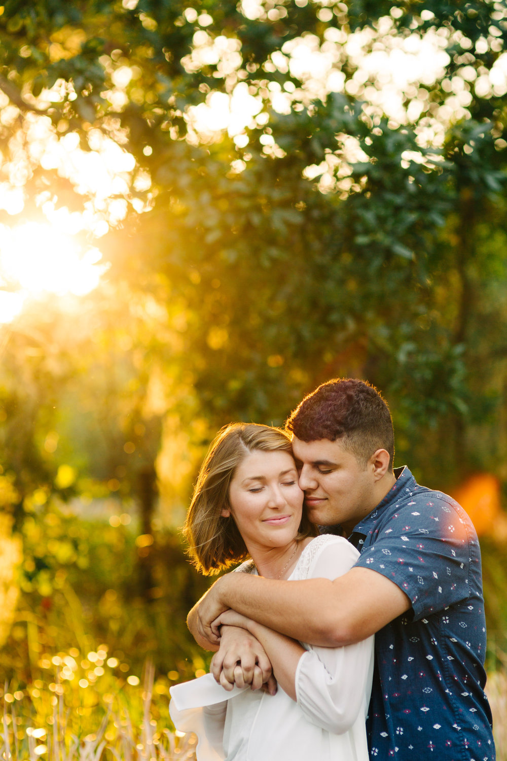 At Home Engagement Session with Daniel and Lily by Jake and Katie Photography Tampa Florida