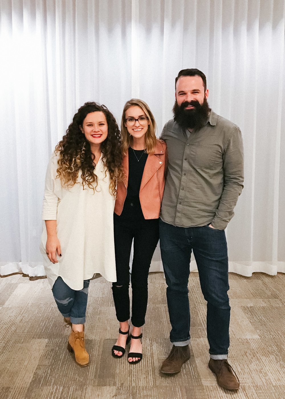 - Karissa,We loved having you as part of our team and we're so excited about what the future holds for you. Thank you for your friendship and your sweet spirit. We love ya girl!- Jake & Katie