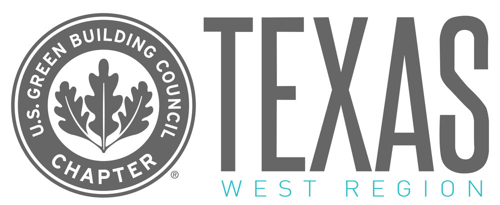 USGBC TX West Region Logo