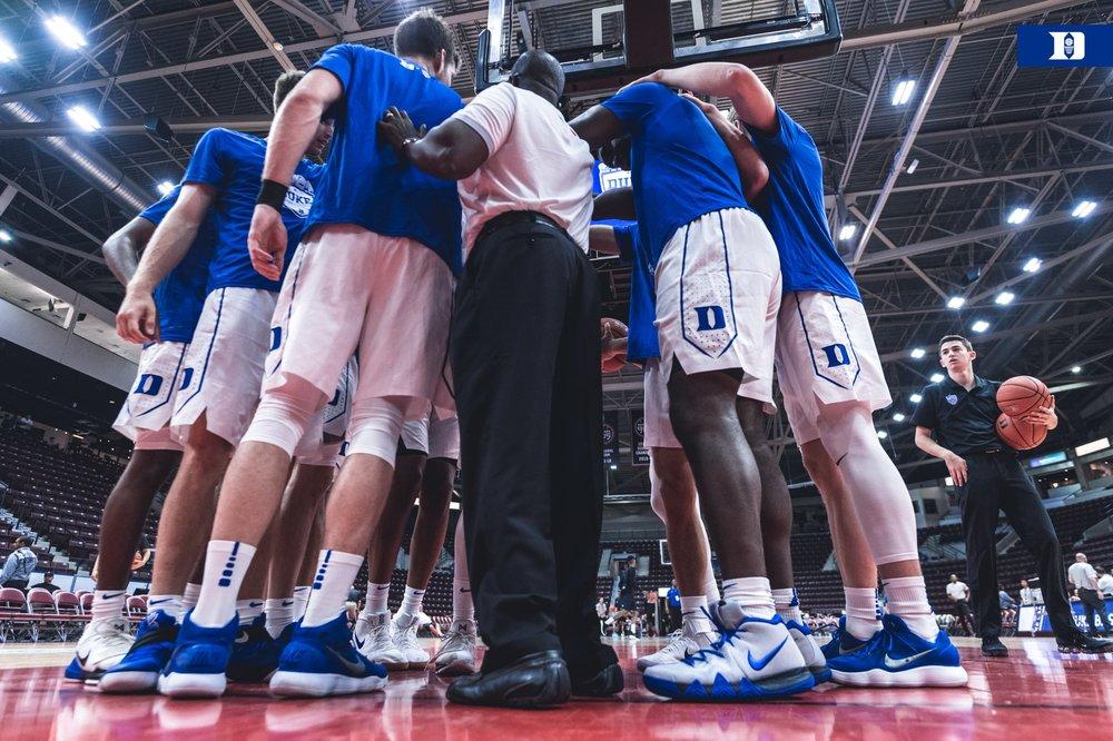 Photo by: Duke Basketball