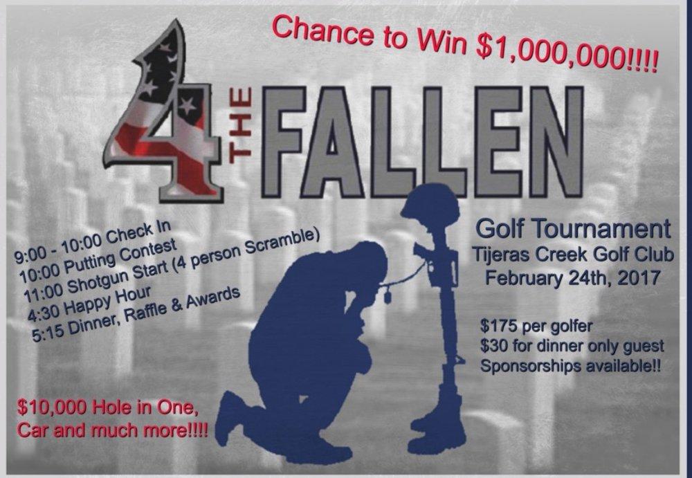 Veterans Golf Tournament