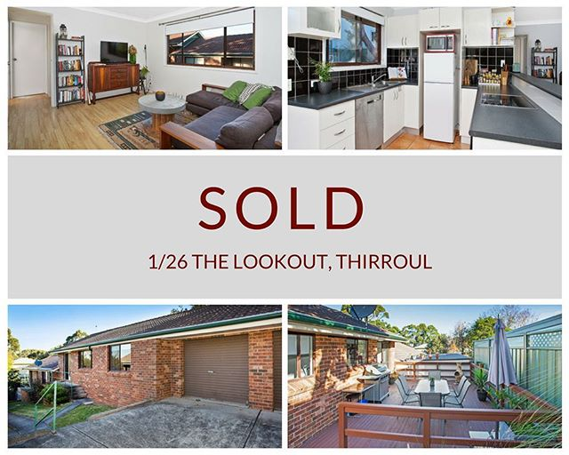 S O L D - The Lookout, Thirroul A great result from Barbara Wright 👍🏻🍾🏡 #sold #realestate #2515 #thirroul #seacliffproperty #illawarra