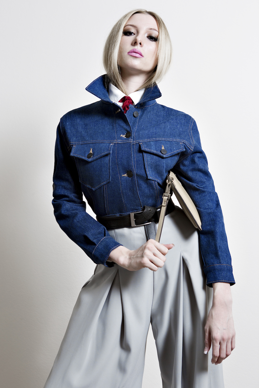 Photographer  Martha Galvan  MUA Hayley Kassel  Clothing Lab No. 5