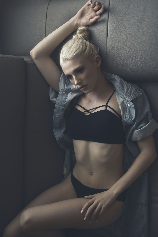 Photographer  Reynaldo Vento  MUA Kassandra Cortez  Clothing Calvin Klein