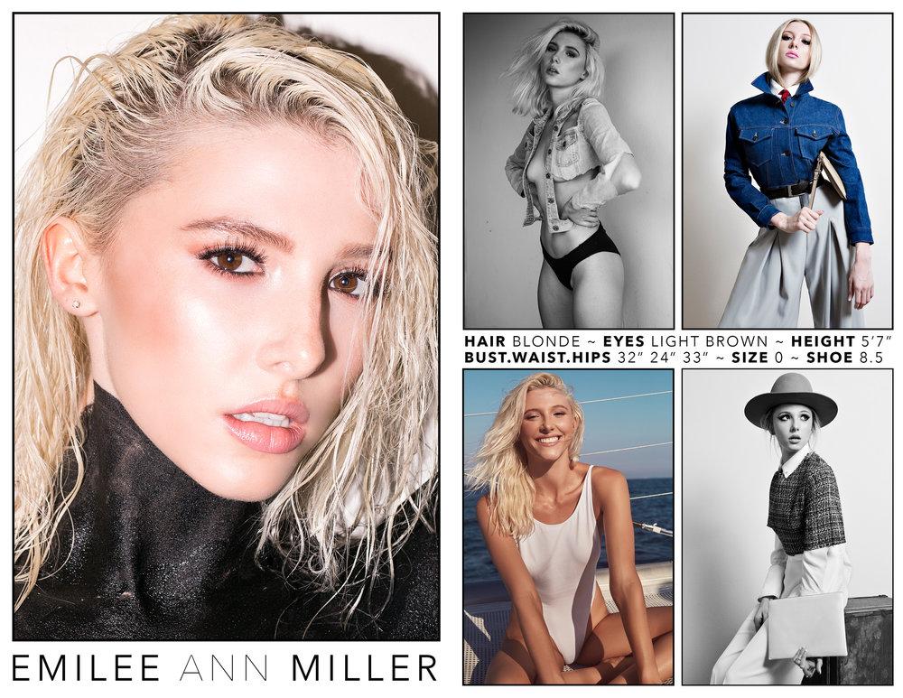 Emilee Ann Miller - Comp Card