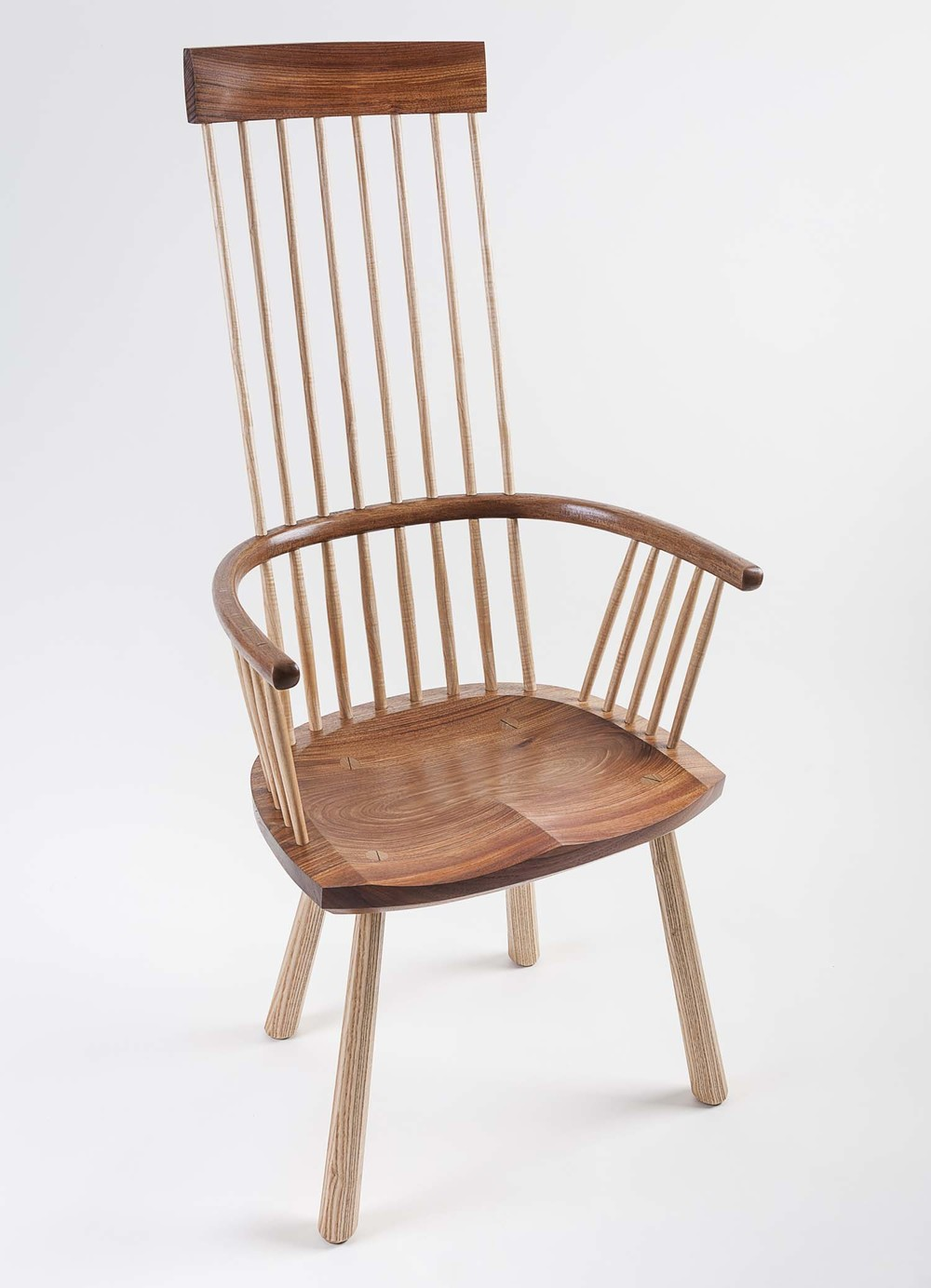 Highback Welsh Stick Chair
