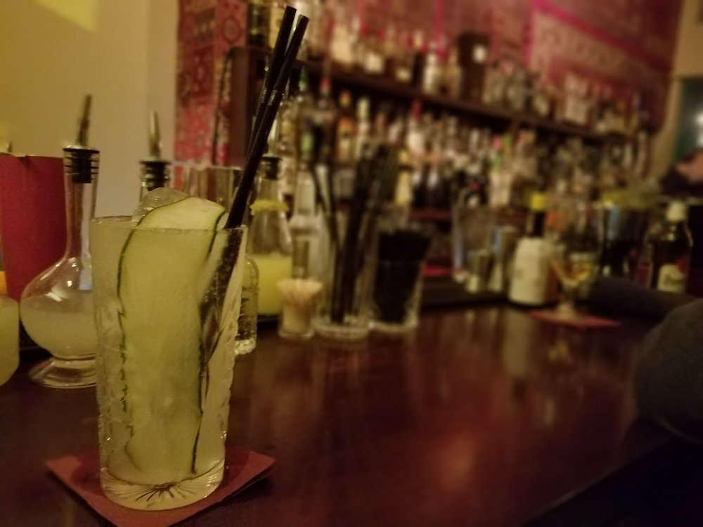 Madame George's Munich Mule
