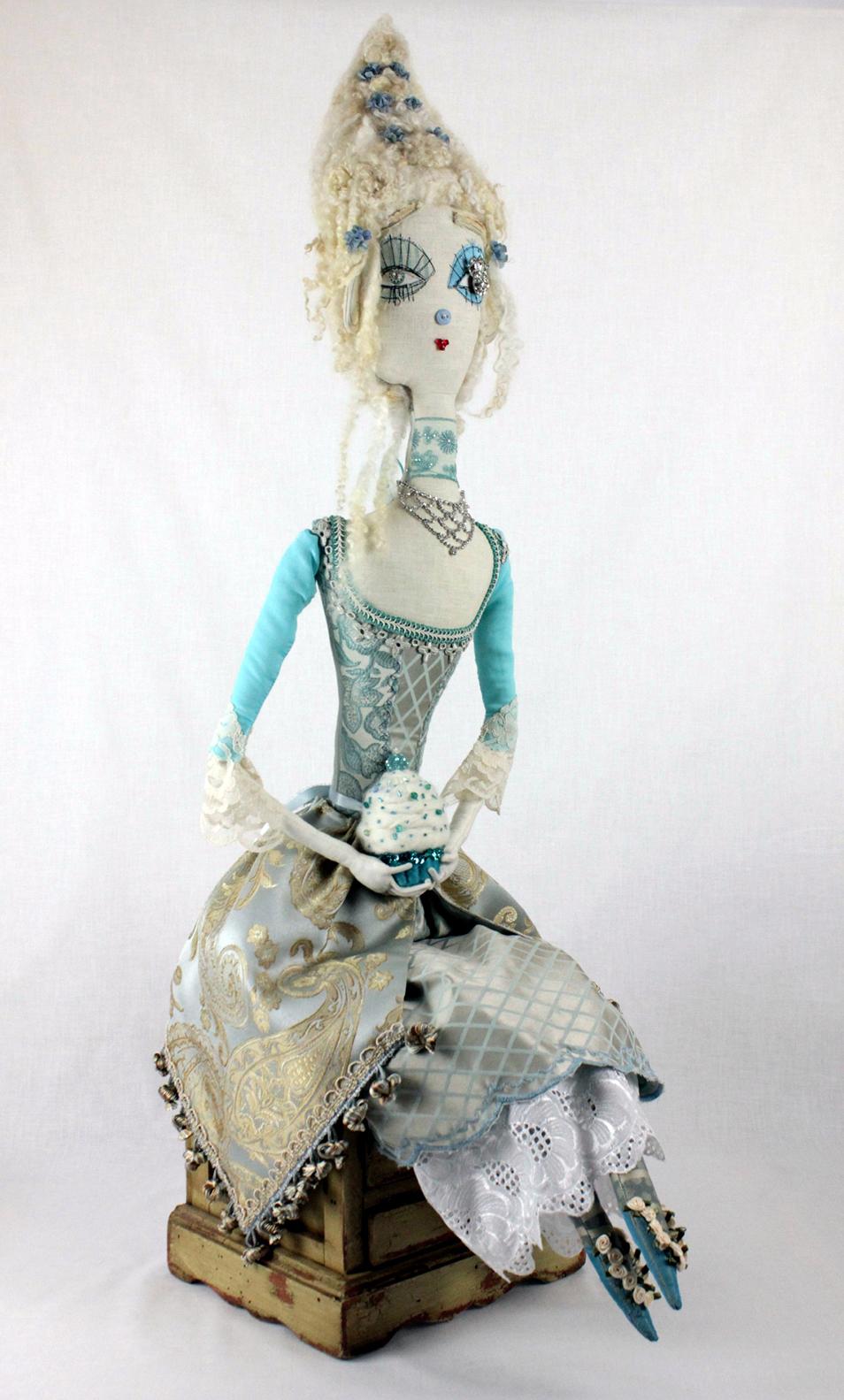 Storybook Marie Antoinette