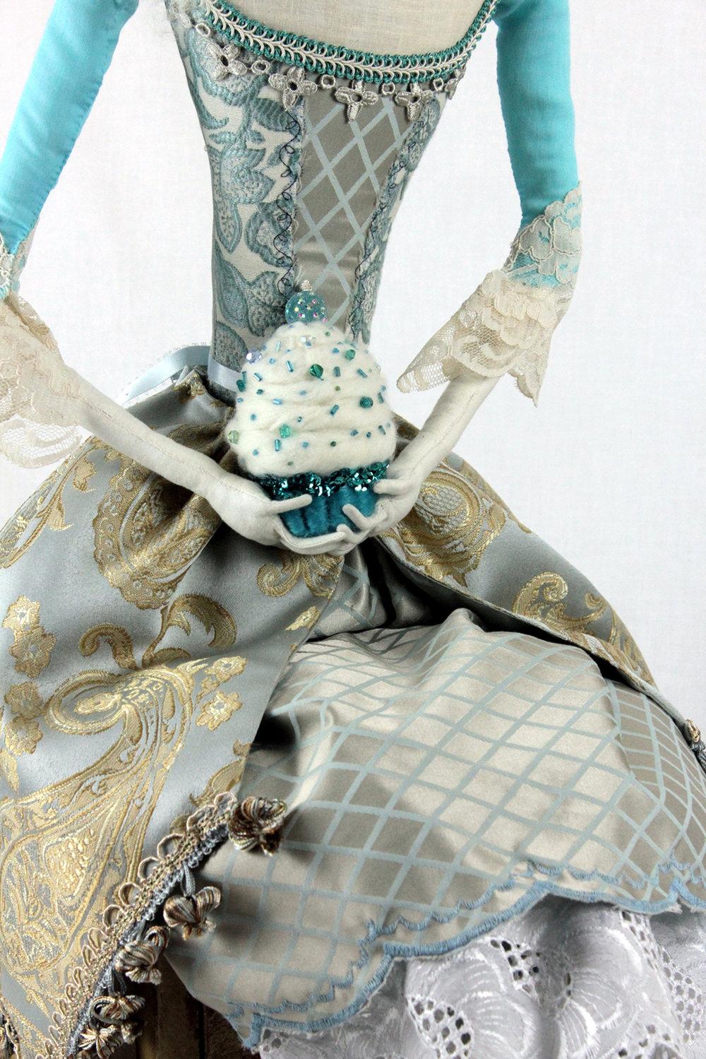 Storybook Marie Antoinette (detail)