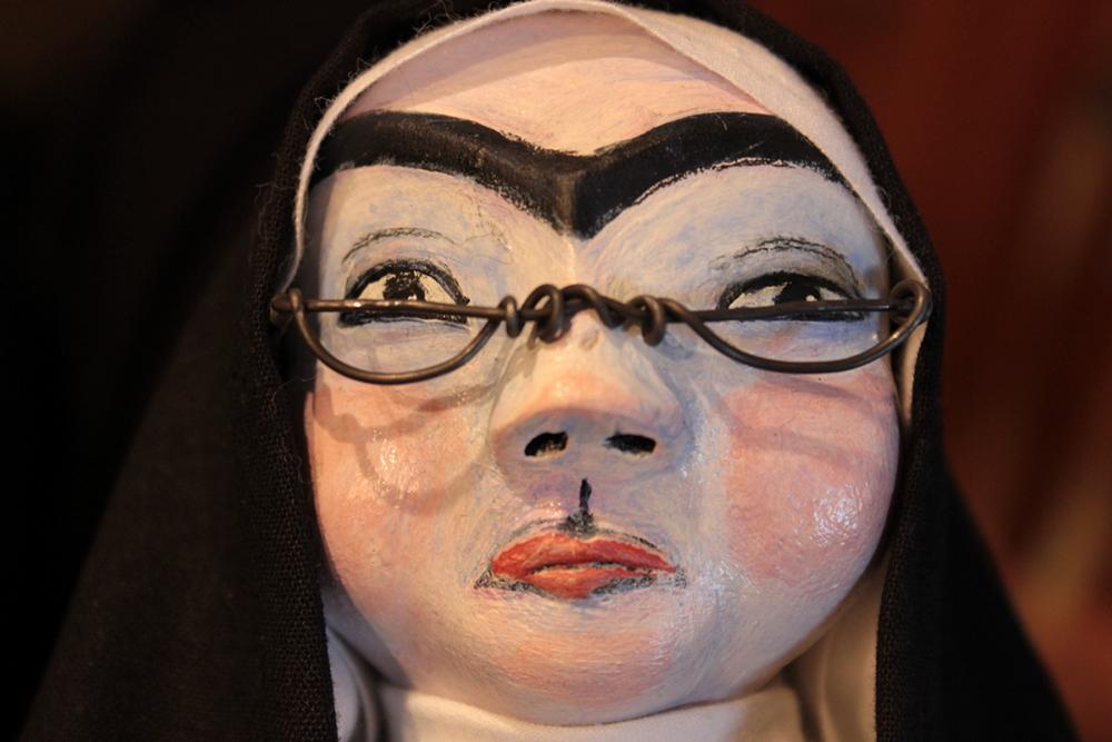 Sister Superior (detail)