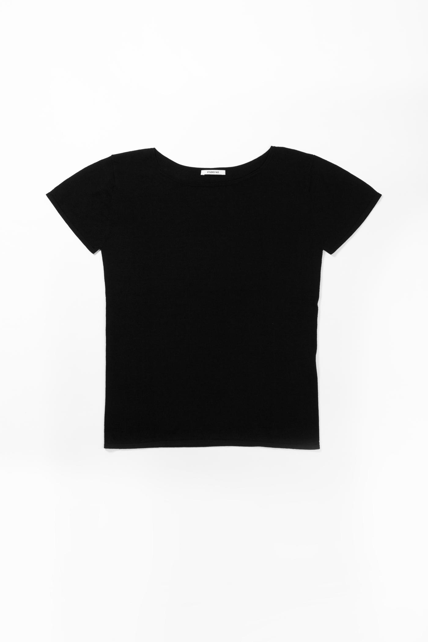 eaeace1c STUDIO 163 Silk blend shirt — STUDIO 163