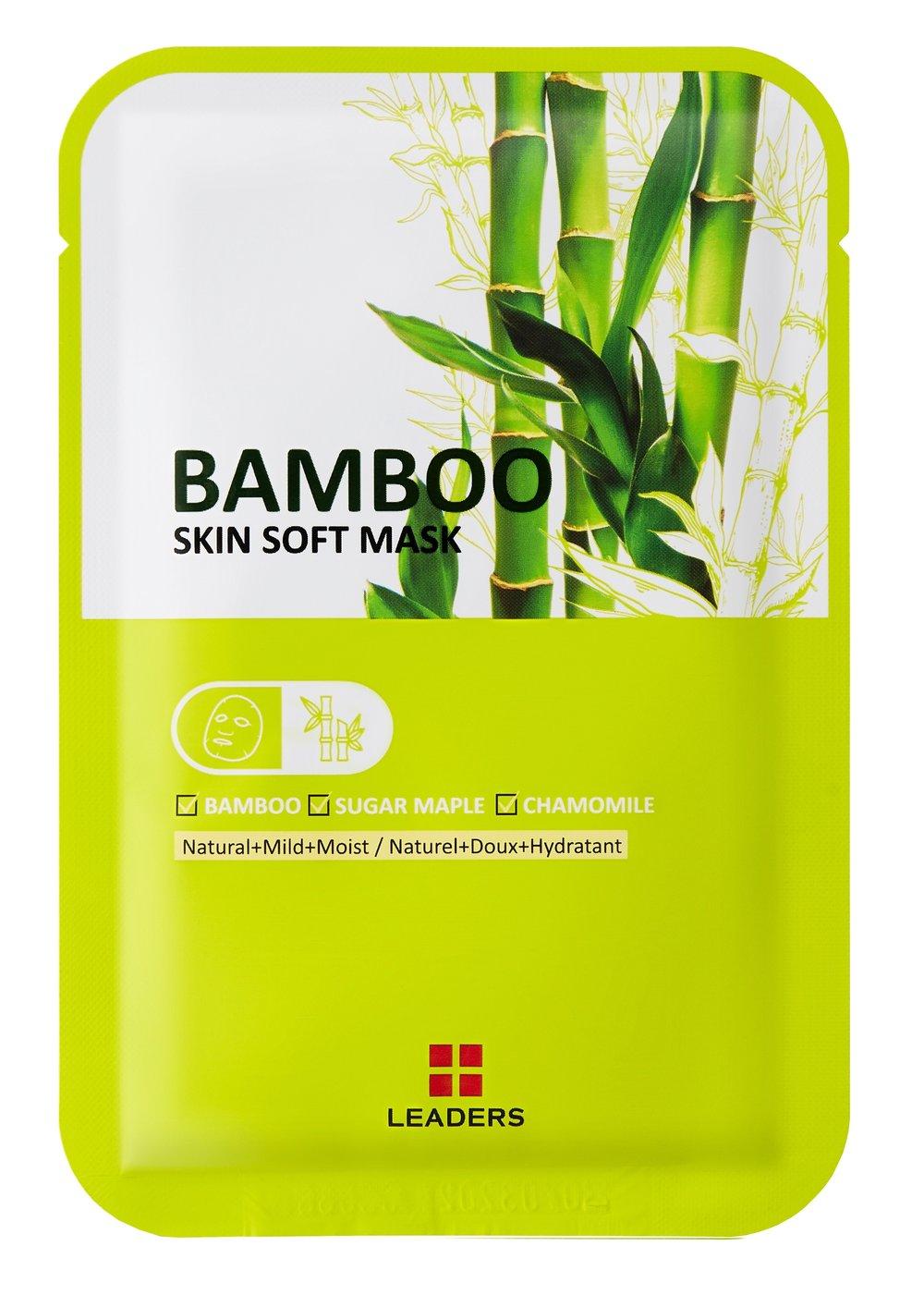 Bamboo Skin Soft Mask -