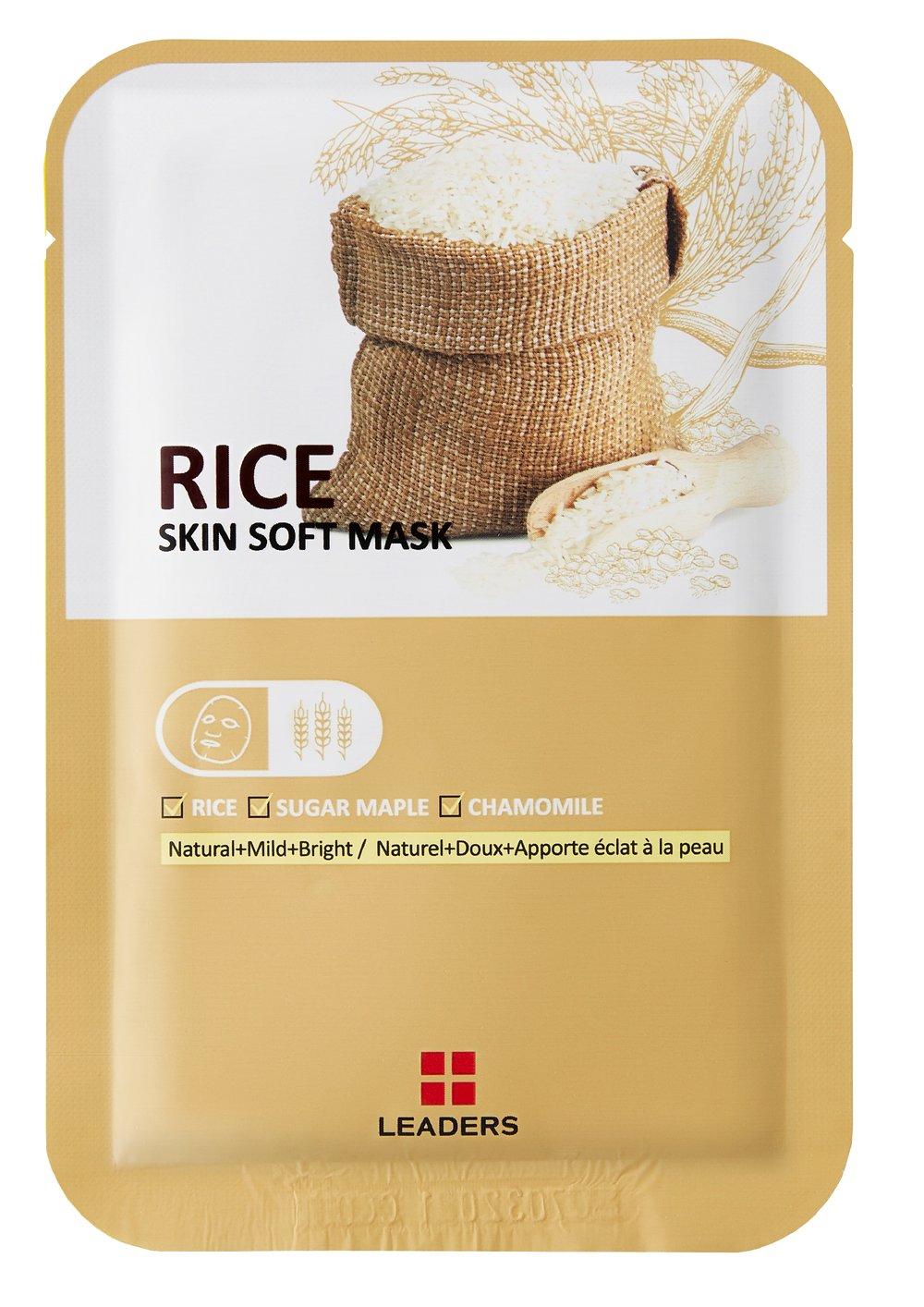 Rice Skin Soft Mask -