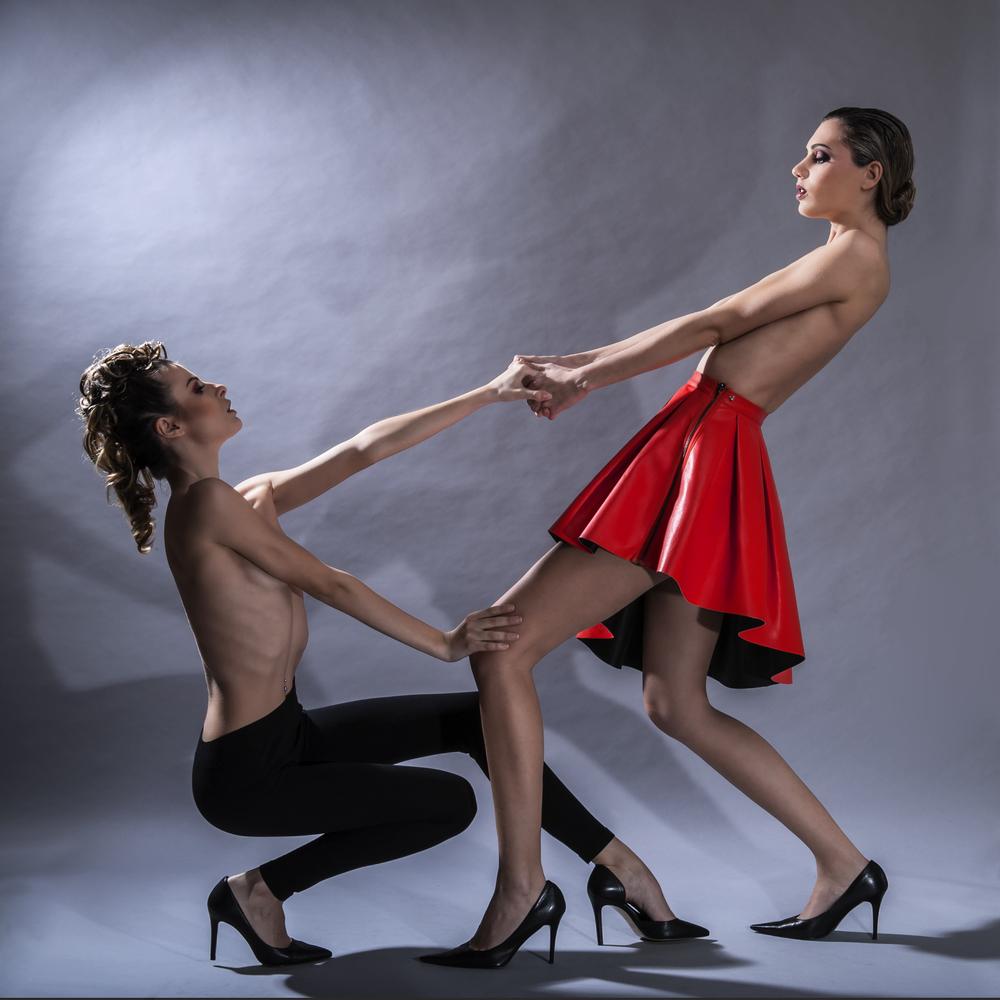 Models: Eleonora & Francy Torino