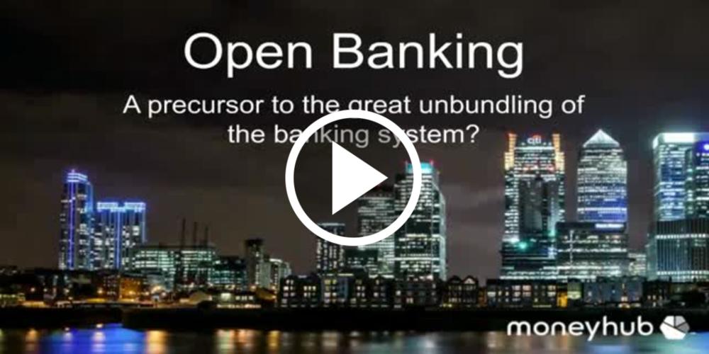 Open Banking webinar