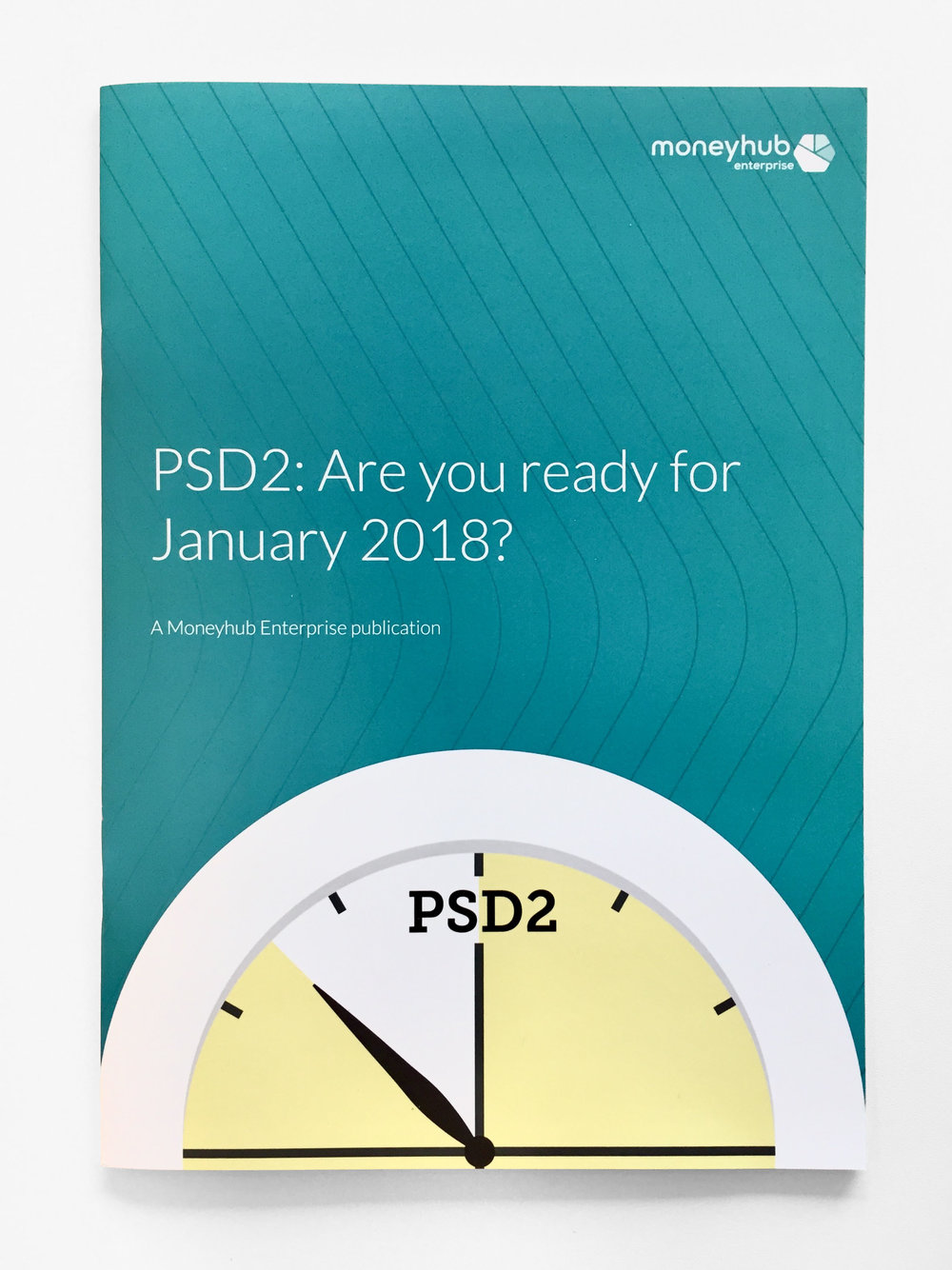PSD2 Publication by Moneyhub Enterprise