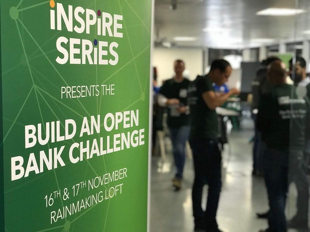 Lloyds Hackathon: Build an Open Bank Challenge
