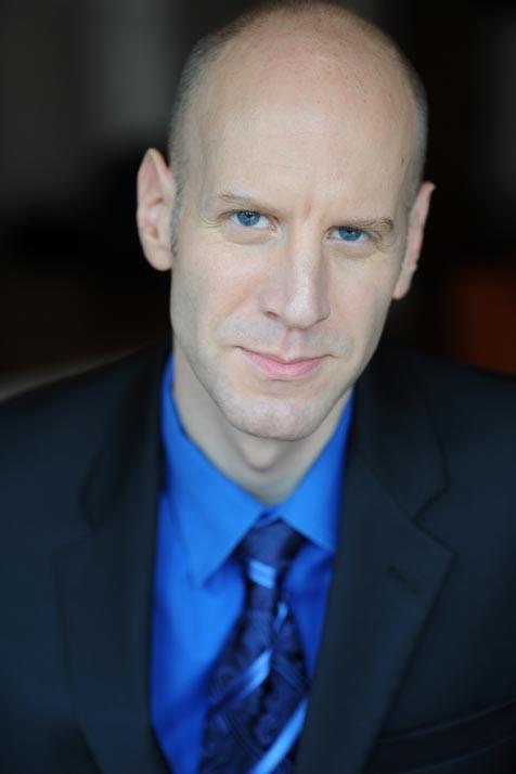 Comedian Actor Screenwriter Eric Kirchberger