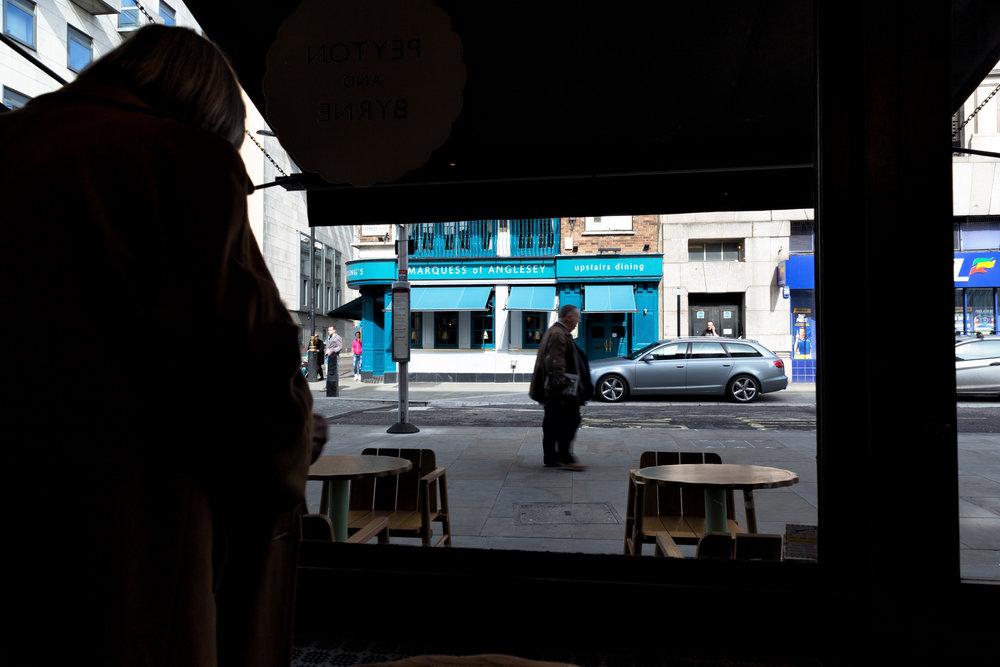 London; April 2016