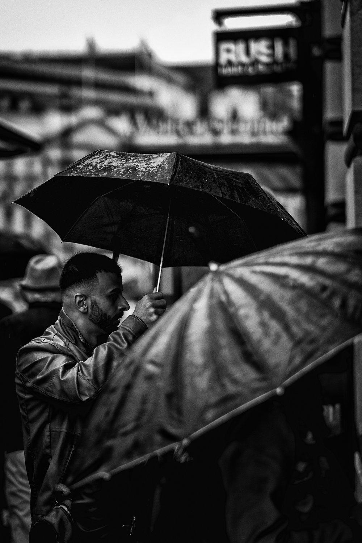 Piccadilly Rain.