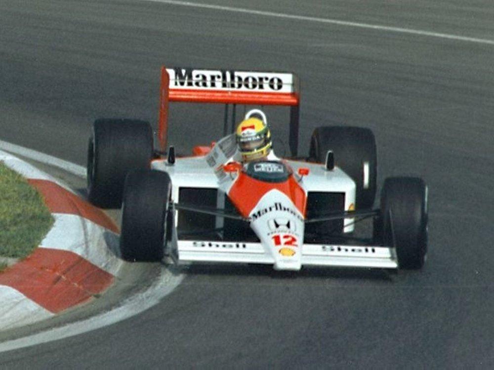Ayrton Senna,1988,Canada