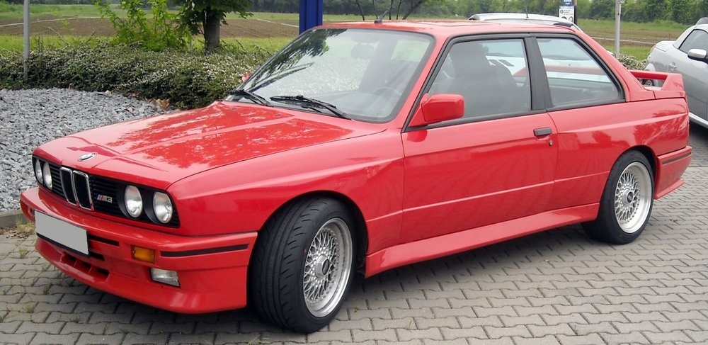 The original E30 M3 was little short of astonishing in 1985. - Click to Enlarge