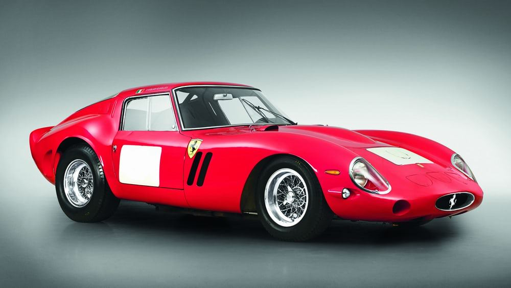 The world record for an automobile at auction was broken for the fifth time in six years on August 14, 2014 when a 1963 Ferrari 250 GTO sold at Bonham's Quail Auction for US $34,650,000.