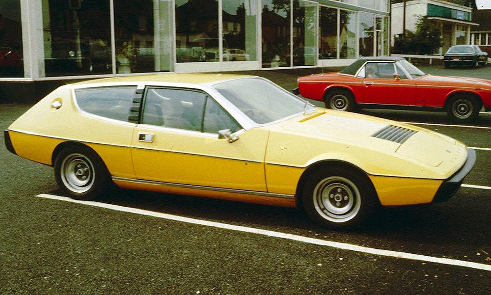 Lotus Elite 1974 to 1982
