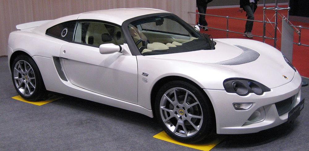 Lotus Europa 2006 to 2010