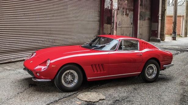 $1,842,500 | 1964 Ferrari 275 GTB | Official Auction Page(Credit: RM-Sothebys)