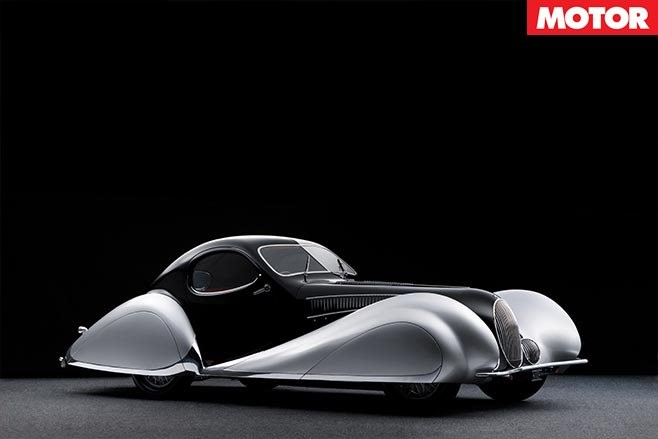 Though it fetched a new record, the Carrera didn't top the auction sales. A 1937 Talbot-Lago T150-C SS sold for €3,360,000 , and a 1935 Bugatti Type 57 prototype picked up €3,024,000.